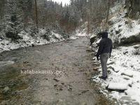 Έγινε ποτάμι… ο δρόμος για το Στεφάνι