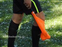 Οι αγώνες ποδοσφαίρου στα γήπεδα των Τρικάλων και οι διαιτητές τους